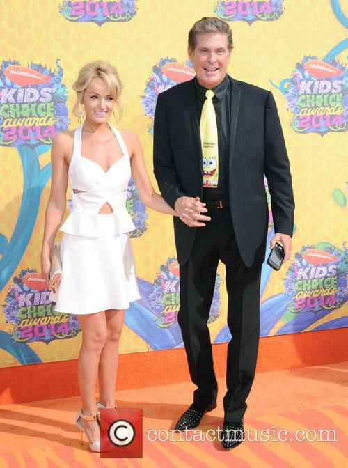 Nickelodeon Kids' Choice Awards and Arrivals 7