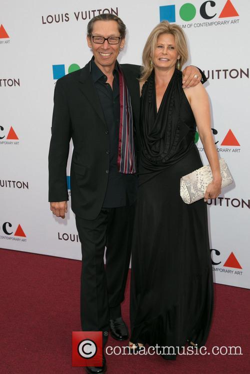 Van Halen and Stine Schyberg