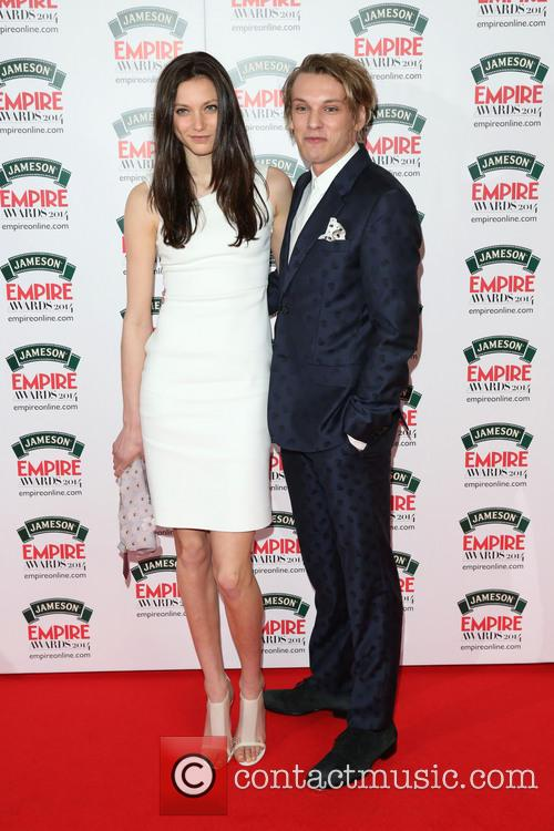 Jamie Campbell-bower and Matilda Lowther 3