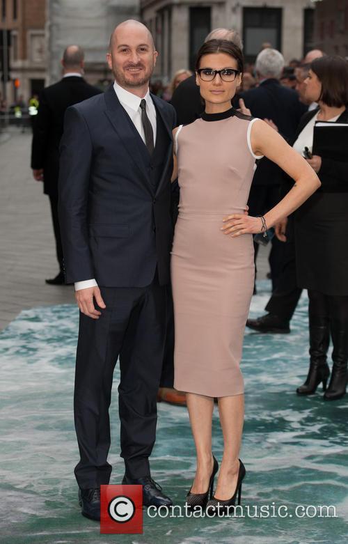 Darren Aronofsky and Brandi-ann Milbradt 6