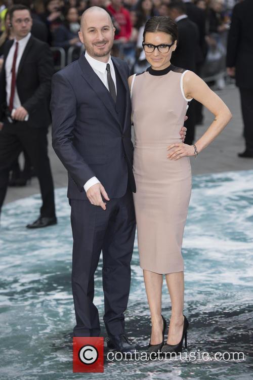 Darren Aronofsky and Brandi-ann Milbradt 8