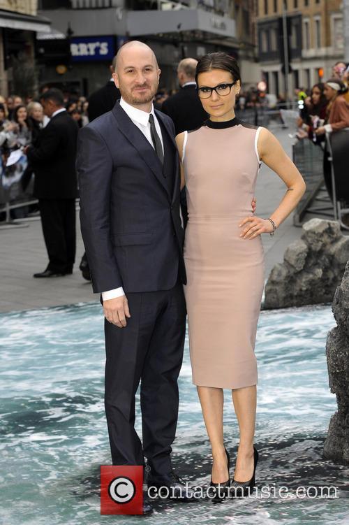 Darren Aronofsky and Brandi-ann Milbradt 11