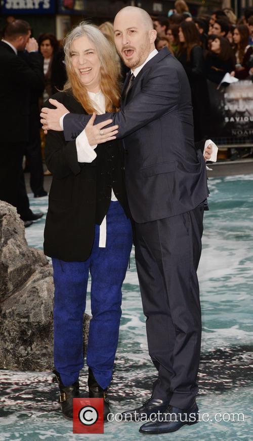 Darren Aronofsky and Patti Smith 3