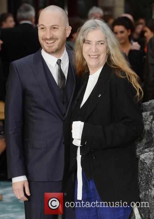 Darren Aronofsky and Patti Smith 4