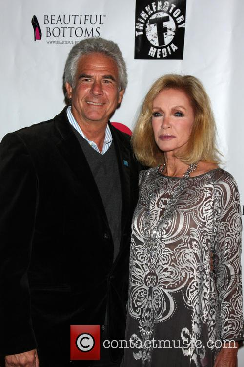 Larry Gilman and Donna Mills