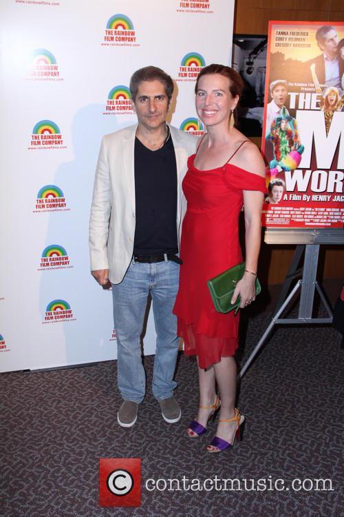 Michael Imperioli and Tanna Frederick 2