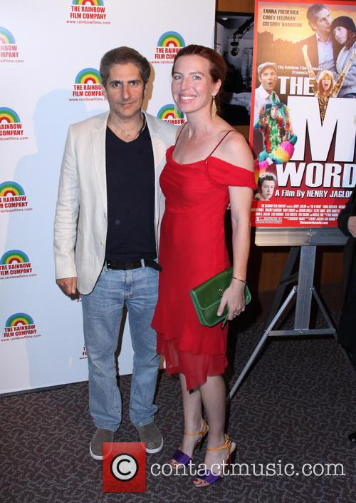 Michael Imperioli and Tanna Frederick 1