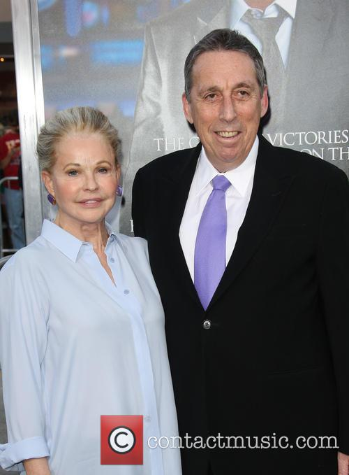Ivan Reitman and Geneviève Robert