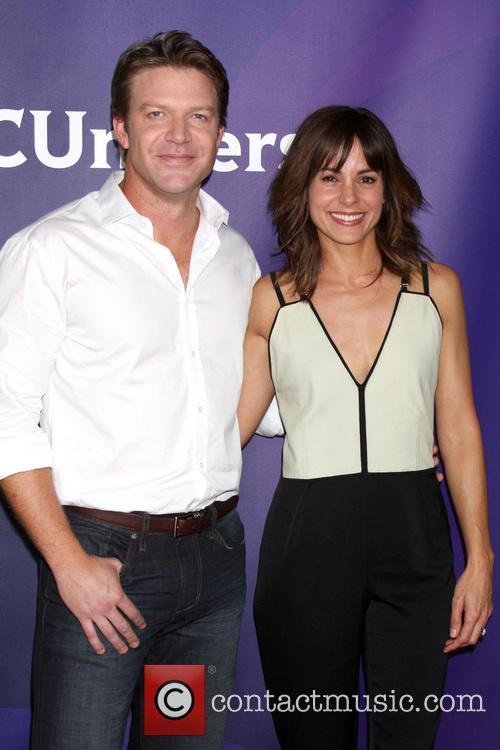 Matt Passmore and Stephanie Szostak