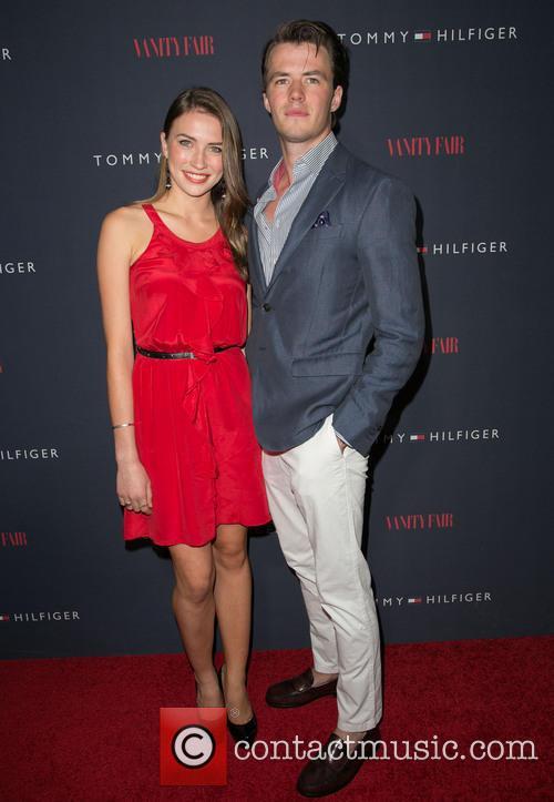 Lauren Cohan and Thomas Cocquerel 2