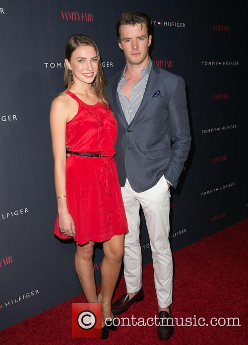Lauren Cohan and Thomas Cocquerel 3
