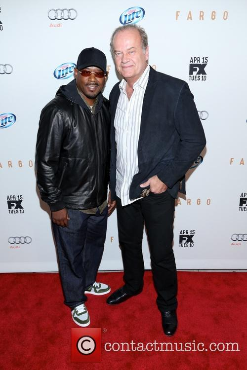 Martin Lawrence and Kelsey Grammer