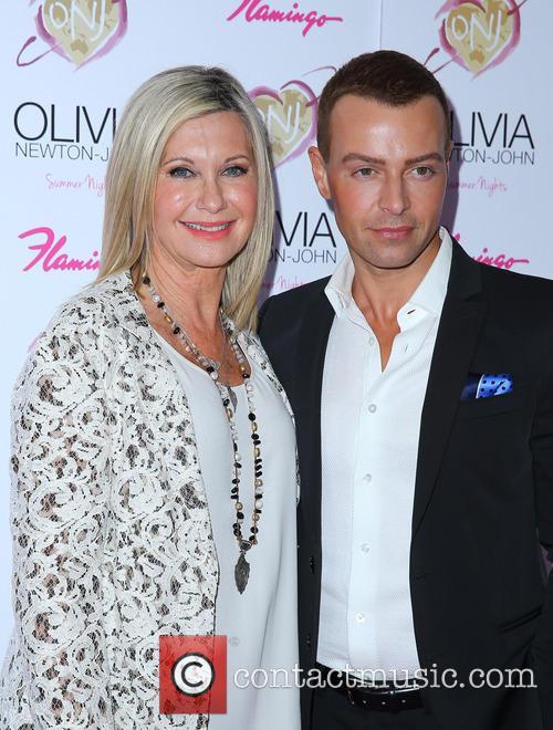 Olivia Newton John and Joey Lawrence