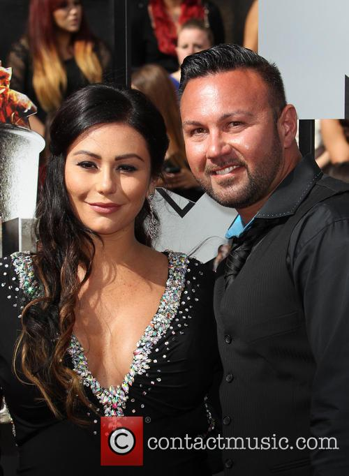 Mtv, Jenni 'jwoww' Farley and Roger Mathews