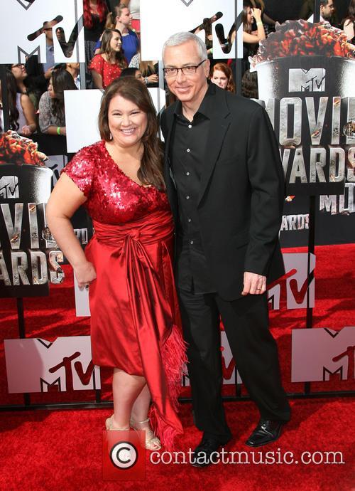 Annette Ermshar and Drew Pinsky