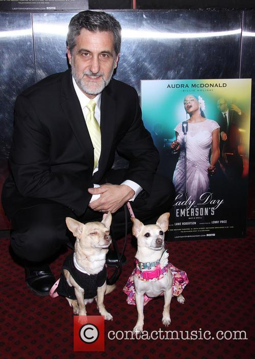 Bill Berloni, Chico and Roxie