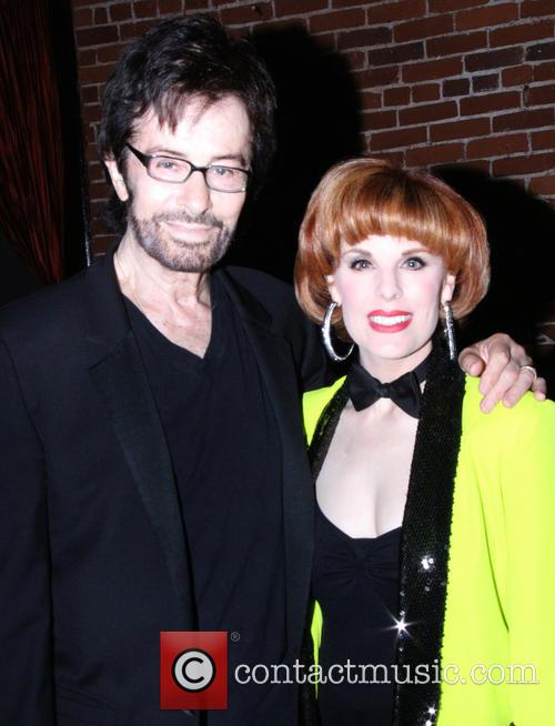 George Chakiris and Kat Kramer