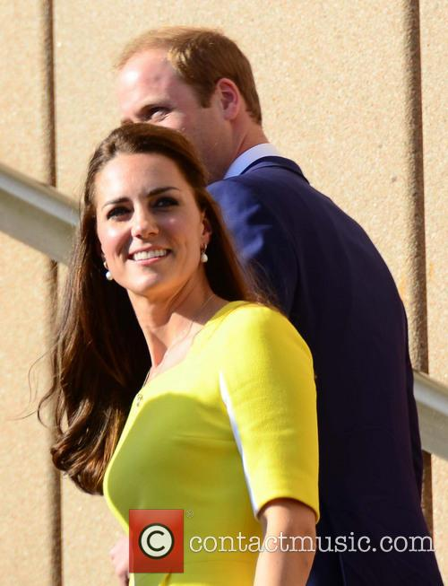 Prince William, Duke Of Cambridge, Catherine, Duchess Of Cambridge and Kate Middleton 10