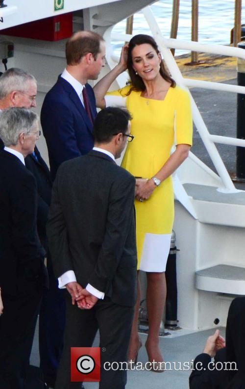 Prince William, Duke Of Cambridge, Catherine, Duchess Of Cambridge and Kate Middleton 8