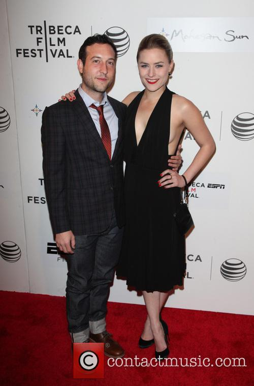 Chris Marquette and Emily Isacson