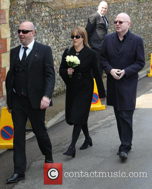 Peaches Geldof and Mourners 5