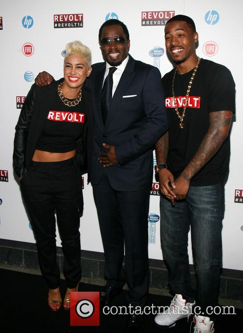 Diddy, Sibley and Dj Damage 3