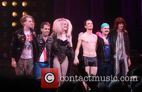 Justin Craig, Tim Mislock, Lena Hall, Neil Patrick Harris, Matt Duncan and Peter Yanowitz 2