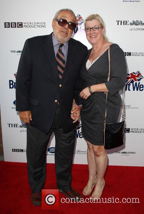 Matt Cimber and Lynn Fero