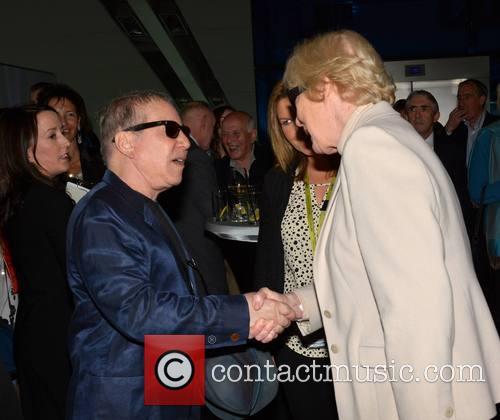Paul Simon and Marian Finucane 8