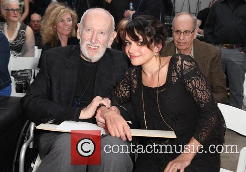 Bruce Lundvall and Norah Jones