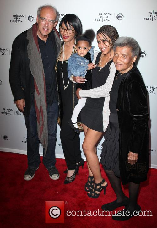 Shep Gordon and And Family