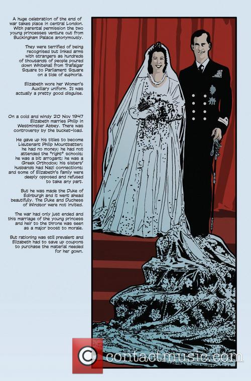Female Force, Queen, England, Elizabeth Ii' Comic Book and Artwork 4