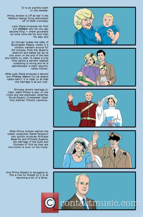 Female Force, Queen, England, Elizabeth Ii' Comic Book and Artwork 5