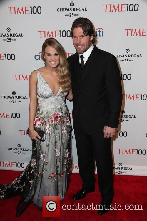 Carrie Underwood and Mike Fisher 7