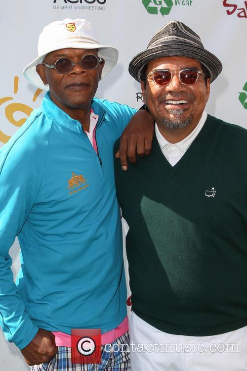 Samuel L. Jackson and George Lopez 3