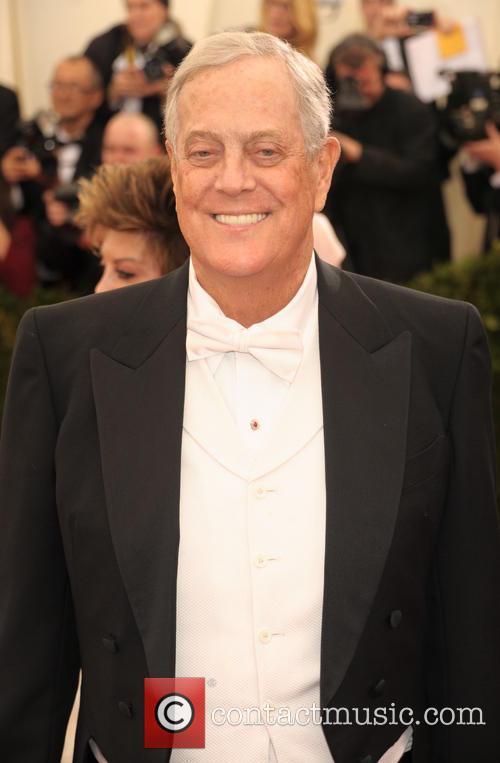 David Koch 8