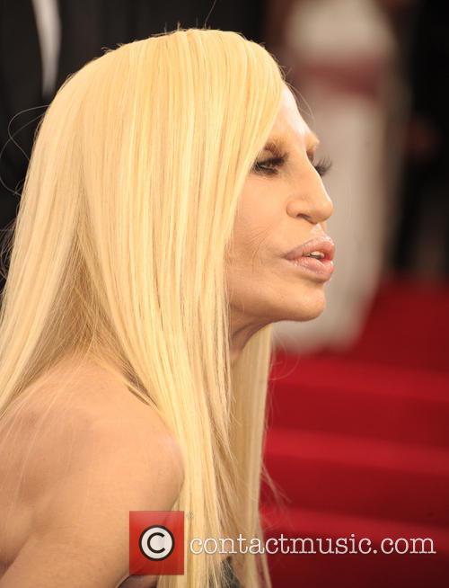 Donatella Versace 2