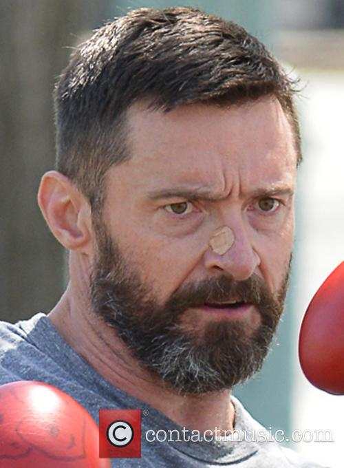 Hugh Jackman and Hugh Jackmsn 1
