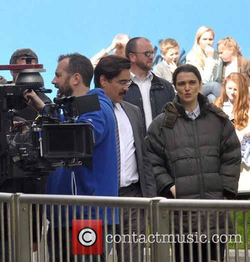 Colin Farrell and Rachel Weisz 5