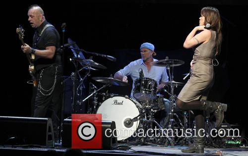 Beth Hart and Chad Smith 5
