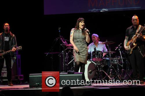 Beth Hart and Chad Smith 6