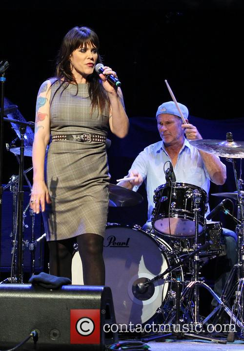 Beth Hart and Chad Smith 10