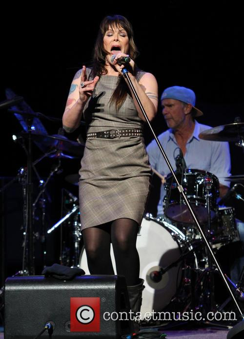 Chad Smith and Beth Hart 5