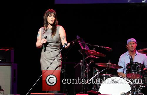Chad Smith and Beth Hart 6