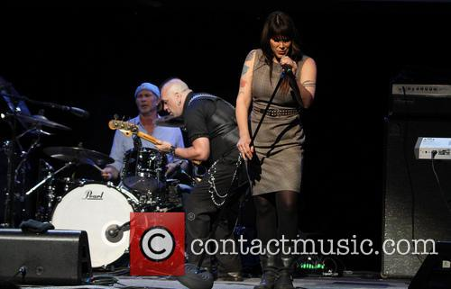 Chad Smith and Beth Hart 7