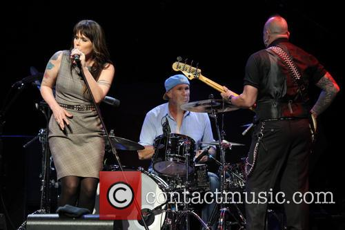 Chad Smith and Beth Hart 9