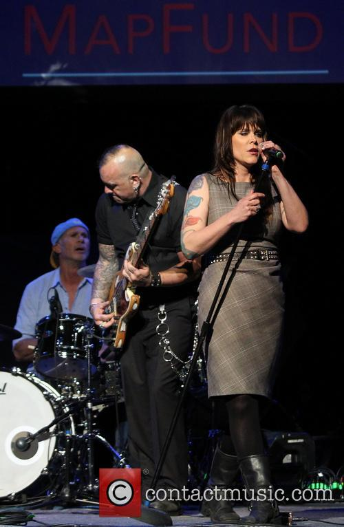 Chad Smith and Beth Hart 11