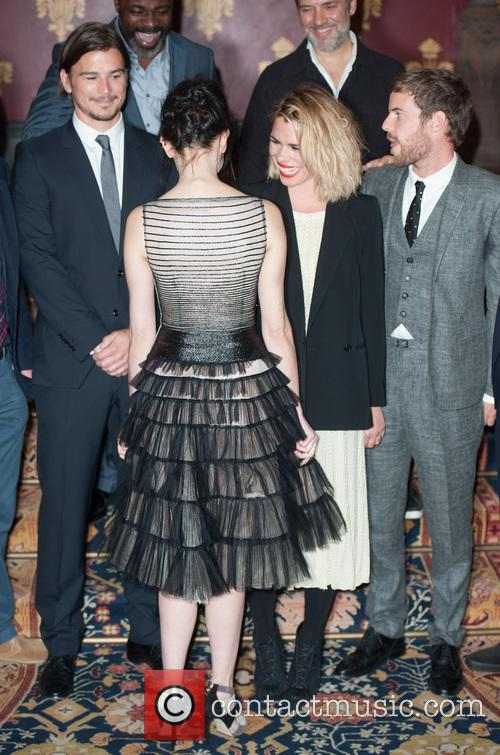 Billie Piper, Josh Hartnett, Eva Green and Harry Treadaway