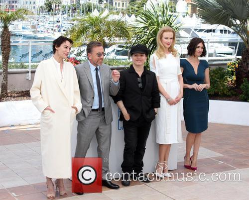 Jeanne Balibar, Tim Roth, Olivier Dahan, Nicole Kidman and Paz Vega