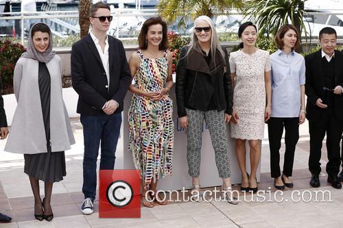Willem Dafoe, Leila Hatami, Nicolas Winding Refn, Jane Campion, Carole Bouquet, Jia Zhangke, Gael Garcia Bernal and Sofia Coppola